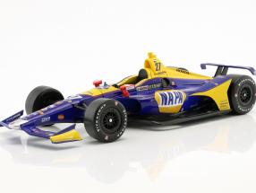 Alexander Rossi Honda #27 Indycar Series 2019 Andretti Autosport 1:18 Greenlight