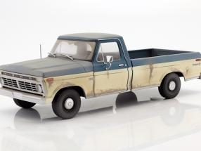 Ford F-100 Pick-Up year 1973 TV series The Walking Dead (since 2010) 1:18 Greenlight