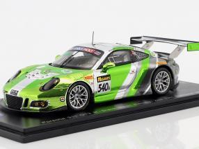 Porsche 911 GT3 R #540 3rd 12h Bathurst 2018 Pappas, Bleekemolen, Stolz, Lieb 1:43 Spark