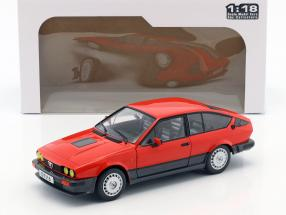 Alfa Romeo GTV6 year 1984 red 1:18 Solido