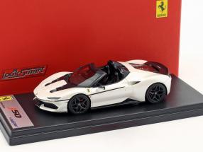 Ferrari J50 Roadster Baujahr 2016 liana weiß 1:43 LookSmart