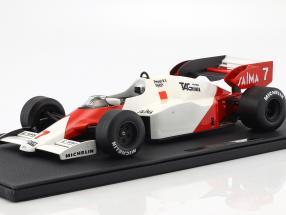 Alain Prost McLaren MP4/2 #7 formula 1 1984 1:12 GP Replicas
