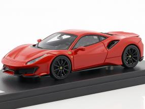 Ferrari 488 Pista year 2018 corsa red 1:43 LookSmart