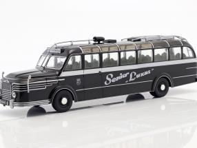 Krupp Titan O80 bus year 1951 black / silver 1:43 Altaya