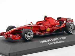 Kimi Räikkönen Ferrari F2007 #6 World Champion Formel 1 2007 1:43 Atlas