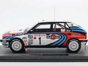 Lancia Delta HF Integrale 16V #1 3rd Rallye Monte Carlo 1990 Biasion, Siviero  BBR