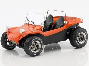 Meyers Manx Buggy year 1968 Movie The Thomas Crown Affair (1968) orange 1:18 Solido