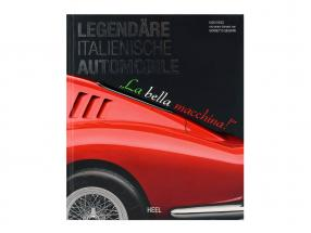 Buch Legendäre italienische Automobile: La bella macchina! von Enzo Rizzo und Giorgetto Giugiaro