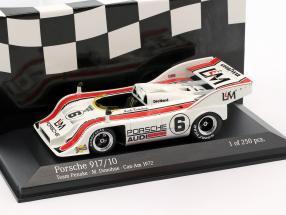 Porsche 917/10 #6 2nd Mosport Can-Am 1972 Mark Donohue