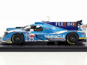 Ligier JS P217 #25 24h LeMans 2018 Patterson, de Jong, Kim