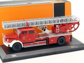Krupp DL52 with ladder fire Department Essen  red 1:43 Ixo