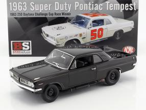 Pontiac Tempest #50 year 1963 Winner 250 Daytona Challenge Cup Race 1963 1:18 GMP