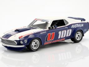 Ford Mustang Boss 302 Trans Am #U100 year 1969 Allan Moffat 1:18 Real Art Replicas