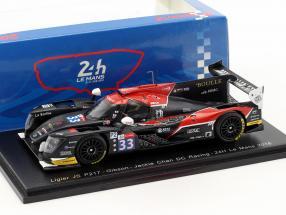 Ligier JS P217 #33 24h LeMans 2018 Cheng, Boulle, Nicolet 1:43 Spark