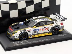BMW M6 GT3 #99 24h Nürburgring 2018 Rowe Racing 1:43 Minichamps