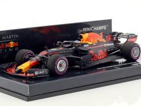 D. Ricciardo Red Bull Racing RB14 #3 Winner Monaco GP F1 2018 1:43 Minichamps