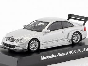 Mercedes-Benz AMG CLK DTM silver 1:64 Kyosho