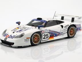Porsche 911 GT1 #25 24h LeMans 1997 Stuck, Boutsen, Wollek 1:18 AUTOart