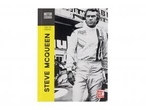 Book: Motor legends - Steve McQueen / by Dwight Jon Zimmerman
