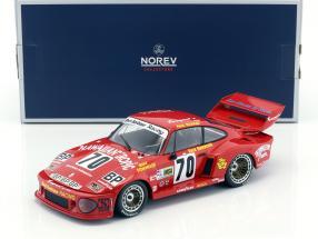 Porsche 935 #70 2nd 24h LeMans 1979 Stommelen, Barbour, Newman 1:18 Norev