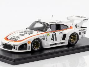 Porsche 935 K3 #41 Ludwig/Whittington/Whittington Winner LeMans 1979 1:43 Spark