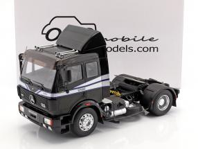 Mercedes-Benz SK 1748 Tractor year 1990 black 1:18 OttOmobile