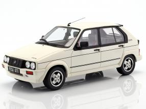 Citroen Visa GTI year 1984 white 1:18 OttOmobile