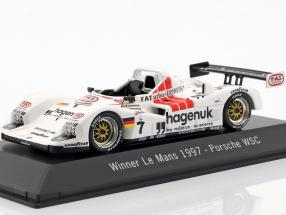 Porsche 935/76 WSC #7 Winner 24 LeMans 1997 Joest Racing 1:43 Spark