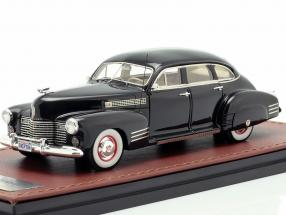 Cadillac Series 63 year 1941 black 1:43 GLM