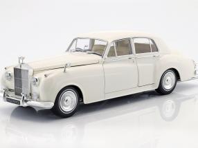 Rolls-Royce Silver Cloud II Baujahr 1960 weiß 1:18 Minichamps