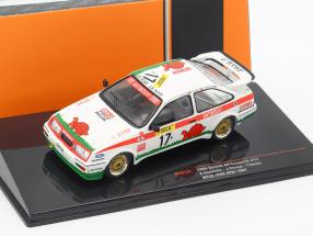Ford Sierra RS Cosworth #17 WTCC 24h Spa 1987 Semoulin, Pareja, Tassin 1:43 Ixo