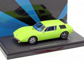 Porsche 914/6 Graf Coertz Baujahr 1970 hellgrün 1:43 AutoCult
