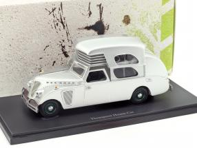 Thompson House Car year 1934 silver 1:43 AutoCult