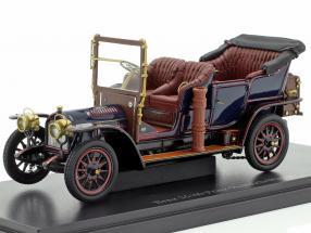 Benz 35/40 Prinz-Heinrich-Wagen Baujahr 1906 dunkelblau 1:43 AutoCult