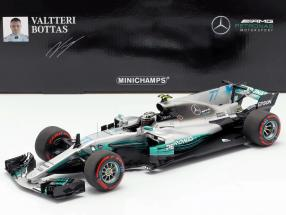 Valtteri Bottas Mercedes-AMG F1 W08 #77 2nd Mexican GP F1 2017 1:18 Minichamps