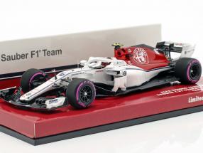 Charles Leclerc Sauber C37 #16 Canadian GP formula 1 2018 1:43 Minichamps