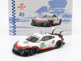 Porsche 911 (991) RSR GTE #94 24h LeMans 2018 Dumas, Bernhard, Müller
