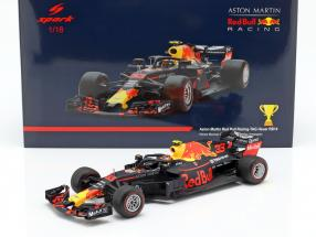 Max Verstappen Red Bull Racing RB14 #33 Winner Mexico GP formula 1 2018 1:18 Spark