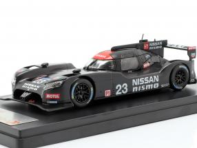 Nissan GT-R LM Nismo #23 Test Car 24h LeMans 2015