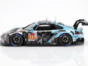 Porsche 911 RSR #77 Class Winner LMGTE At 24h LeMans 2018