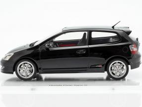 Honda Civic Type R EP3 year 2004 black