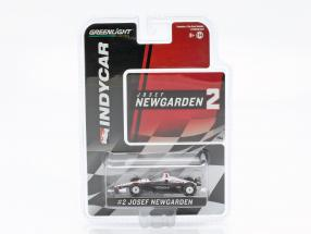 Josef Newgarden Chevrolet #2 Indycar Series 2019 Team Penske 1:64 Greenlight