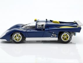 Ferrari 512M Provo Version 1971 blue / yellow