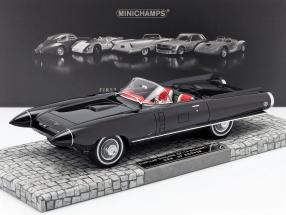 Cadillac Cyclone XP 74 Concept Car 1959 silver / black 1:18 Minichamps