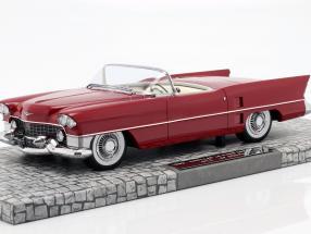 Cadillac LeMans Dream Car Year 1953 red 1:18 Minichamps