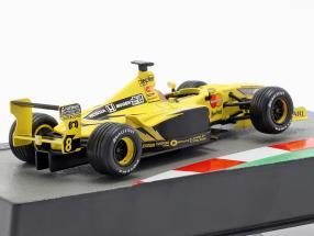 Heinz-Harald Frentzen Jordan 199 #8 formula 1 1999