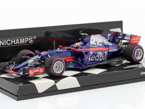 Pierre Gasly Toro Rosso STR12 #10 Mexican GP formula 1 2017 1:43 Minichamps