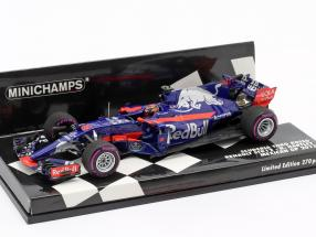 Brendon Hartley Toro Rosso STR12 #28 Mexican GP formula 1 2017 1:43 Minichamps