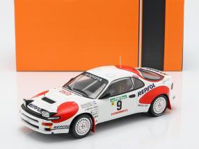 Toyota Celica GT-4 (ST185) #9 4th Rallye Portugal 1992 Alen, Kivimäki 1:18 Ixo