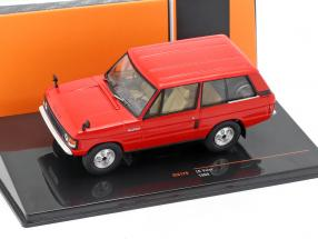 Land Rover Velar year 1969 red 1:43 Ixo
